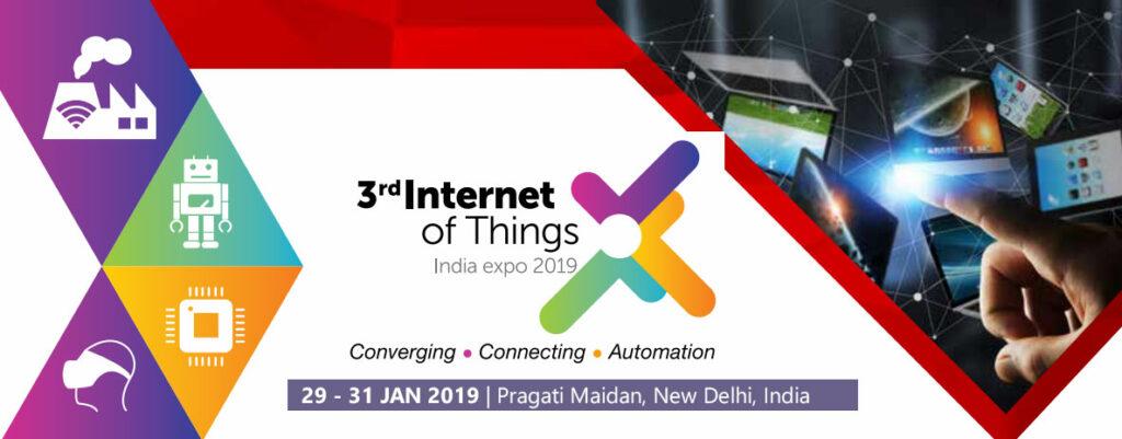 Pinmicro presented at IoT India at January 2019