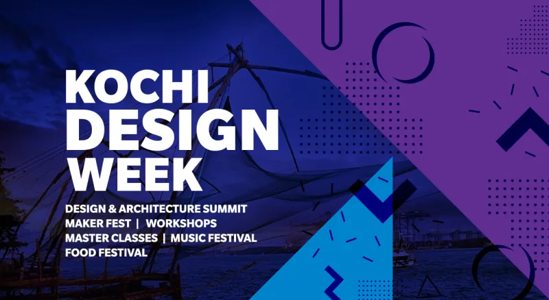 Kochi Design Week is India's first IoT Event by Pinmicro
