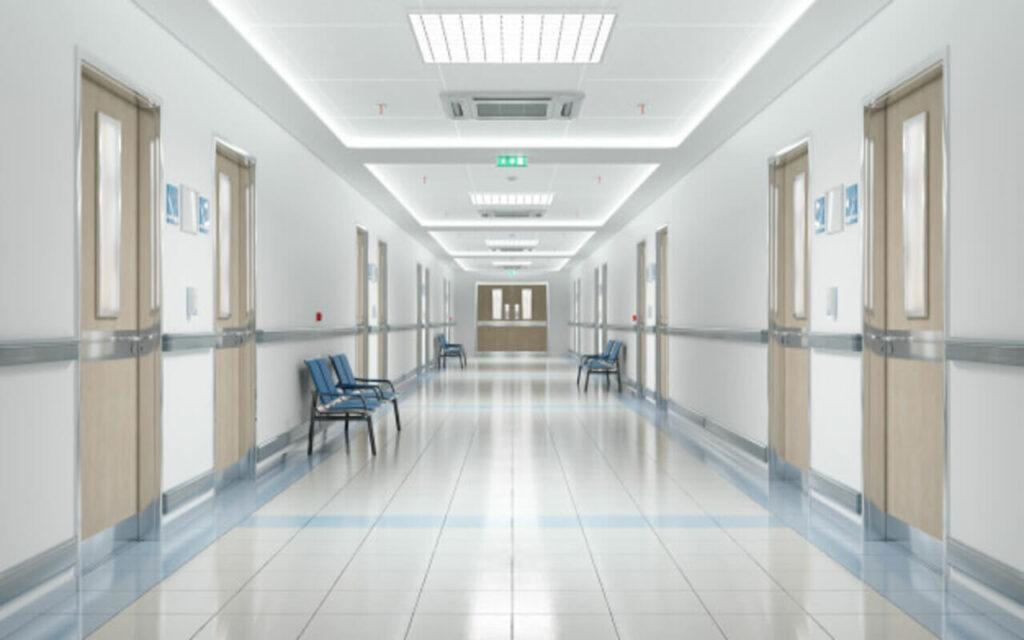 Hospital iot and rtls
