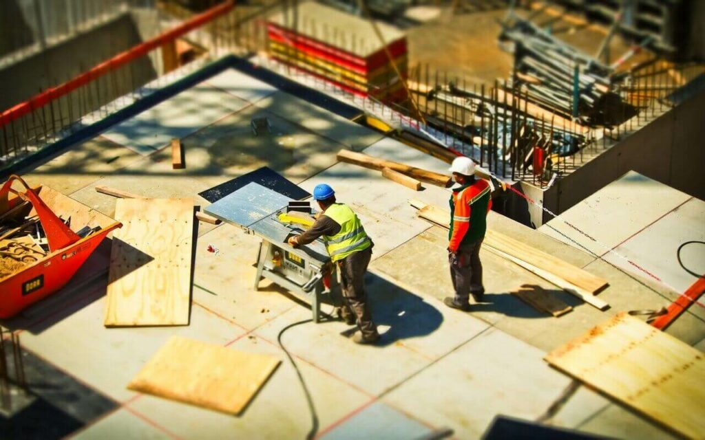 construction industry iot and rtls