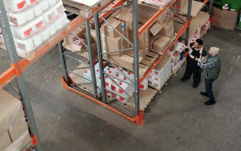 logistics iot and rtls
